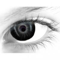 Gelflex Цветные контактные линзы ningaloo 2-х тоновые black agate Черный агат