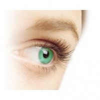 Johnson & Johnson Цветные контактные линзы acuvue 2 colors opaques green