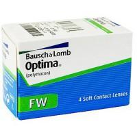 Bausch + Lomb Контактные линзы optima fw