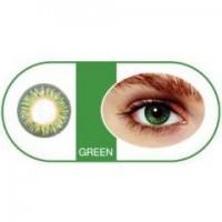 Bescon Цветные контактные линзы tutti classic green