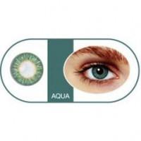 Bescon Цветные контактные линзы tutti classic aqua