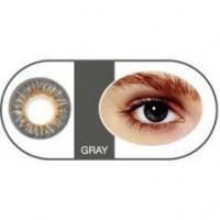 Bescon Цветные контактные линзы tutti premium gray