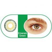 Bescon Цветные контактные линзы tutti one-day green